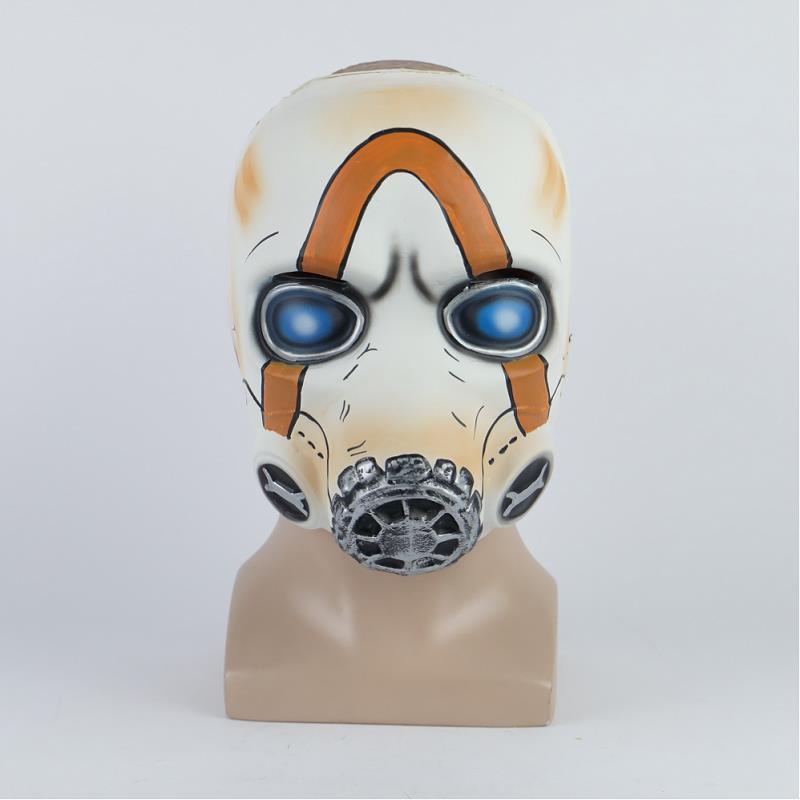 2019 Border lands 3 Psycho LED Mask Cosplay Psycho Halloween Face Mask Props New