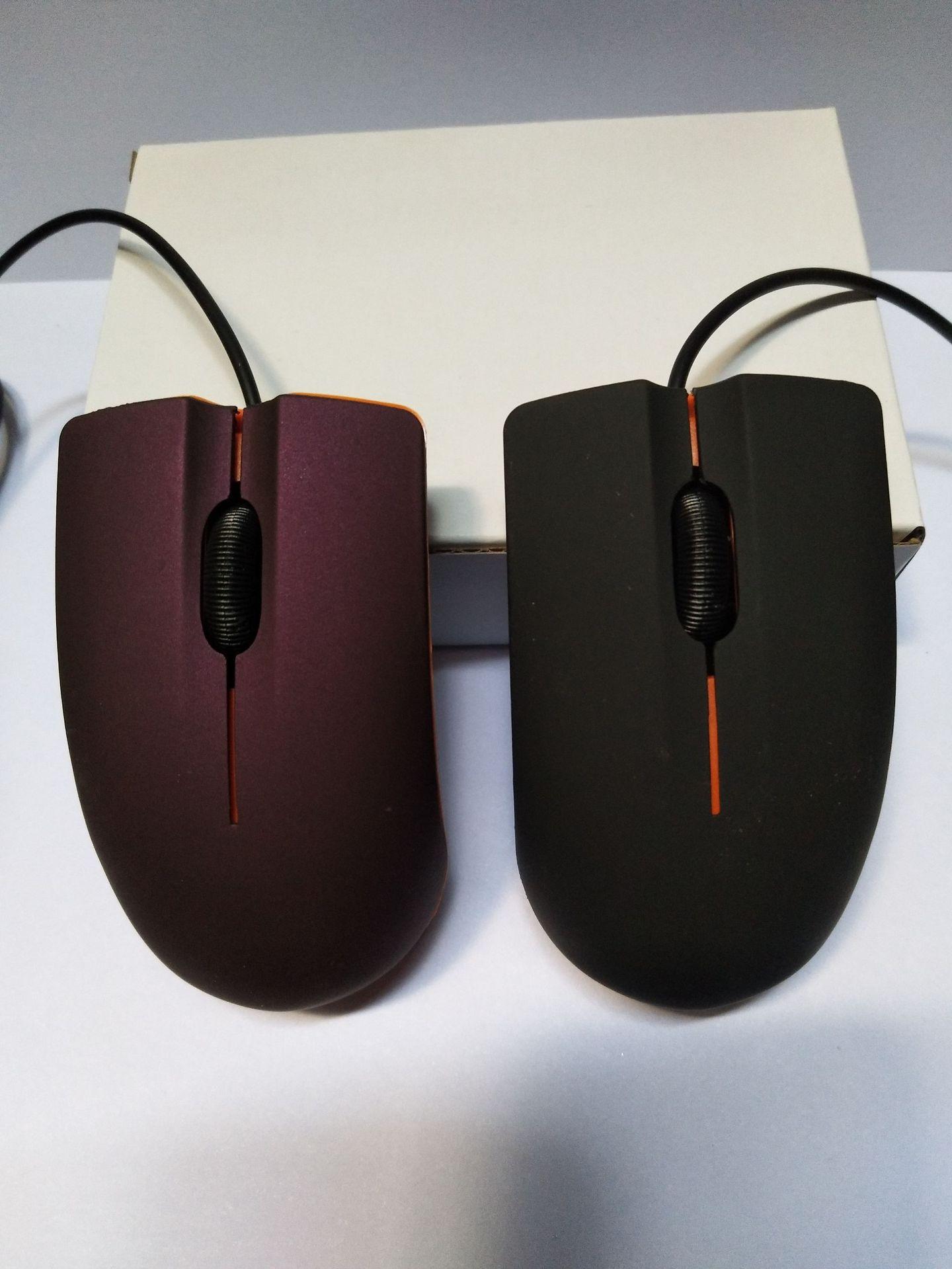 Mouse M20 Mouse Cable Notebook Mini Mouse Desktop Computer Game USB Mouse