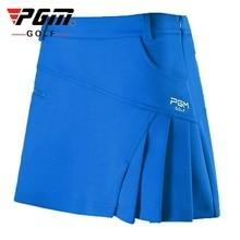 Sportwear Shorts Golf-Skirt Women Ladies Summer Pgm Solid AA60474 Slim Female Leisure