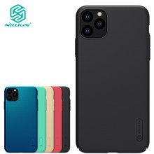 Nillkin Matte Case for iPhone 11 Pro Max Super Frosted Shield Mobile Phone Shell Ultra Thin PC Hard Cover(China)