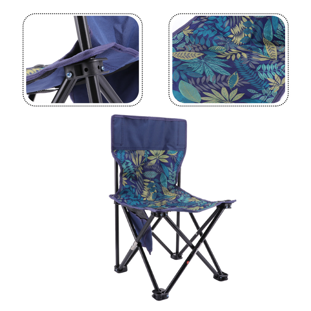 Fishing Chair Foldable for Fishing Camping Hiking Sketching Portable Beach Stool