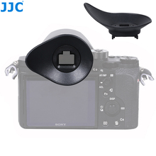 JJC  DSLR Camera Eyecup for Sony A7R4 A7R3 A7R2 A7M3 A7M2 A7S2 A7R A7S A7 A58 A99 II A9 II Viewfinder Eyepiece Replaces FDA EP16