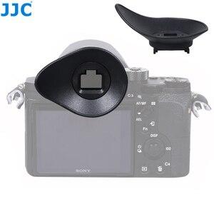 Image 1 - JJC DSLR מצלמה עיינית עבור Sony A7R4 A7R3 A7R2 A7M3 A7M2 A7S2 A7R A7S A7 A58 A99 השני A9 השני עינית עינית מחליף FDA EP16