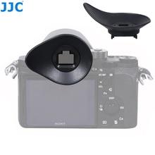 JJC lustrzanka cyfrowa muszla oczna dla Sony A7R4 A7R3 A7R2 A7M3 A7M2 A7S2 A7R A7S A7 A58 A99 II A9 II okularu wizjera zastępuje FDA EP16