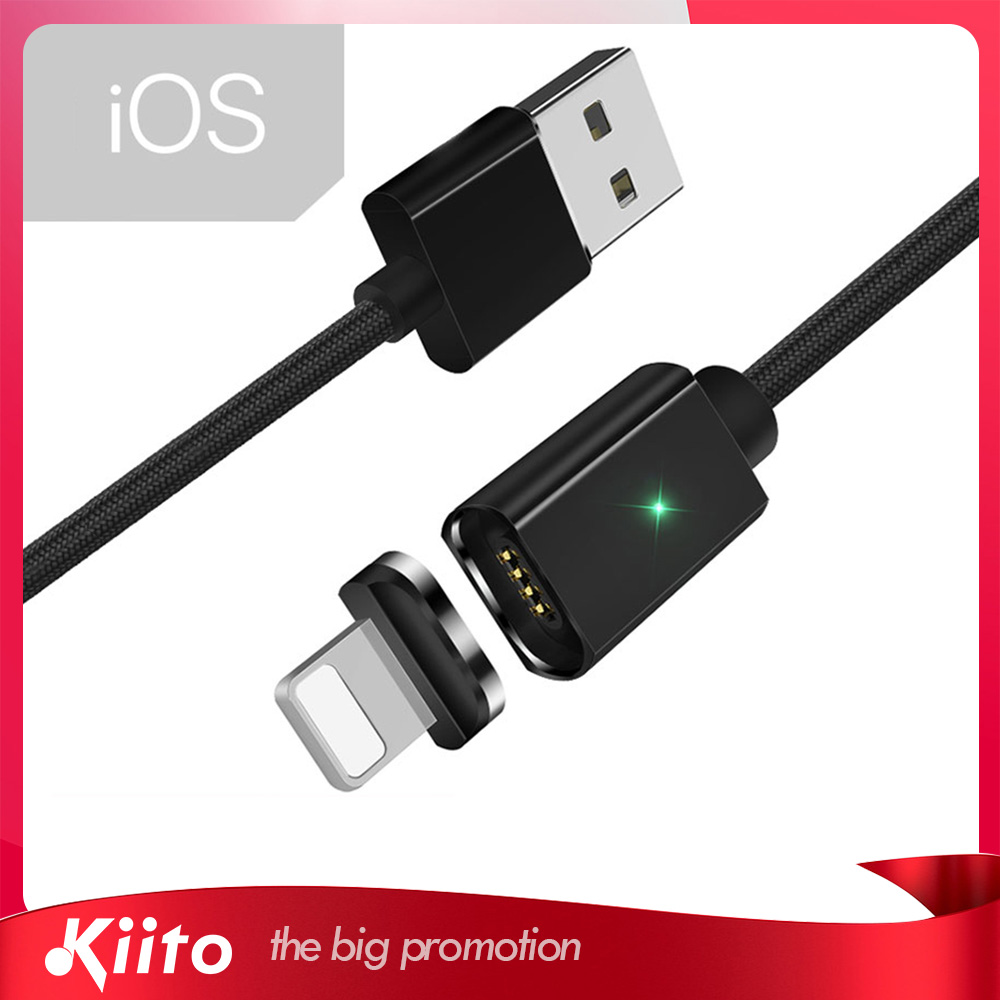 KIITO U5-I Baseus USB Cable For iPhone 11 Pro Max X XR XS 8 7 6 6s 5 5s iPad Fast Data Charging Charger USB Mobile Phone Cables