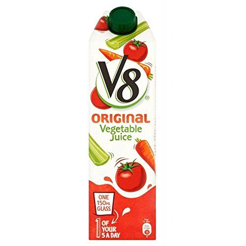 V8 VEGETABLE JUICE SUCCO DI FRUTTA VEGETALE 1 LT