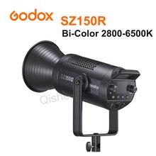 Godox SZ150R 150W RGB Video Light Bi Color 2800 6500K for Photography Studio Live Youtube Video Photo Fill Light VS Amaran
