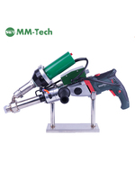 China Supplier Thermoplastic Material Welding Machine with METABO Motor High Frequency