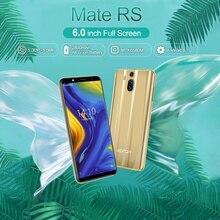 Xgody メイト rs 3 グラムデュアル sim スマートフォンの android 8.1 6 インチ 18:9 フルスクリーン携帯電話 1 ギガバイトの ram 8 ギガバイト rom 2800 3000mah の gps 無線 lan 携帯電話