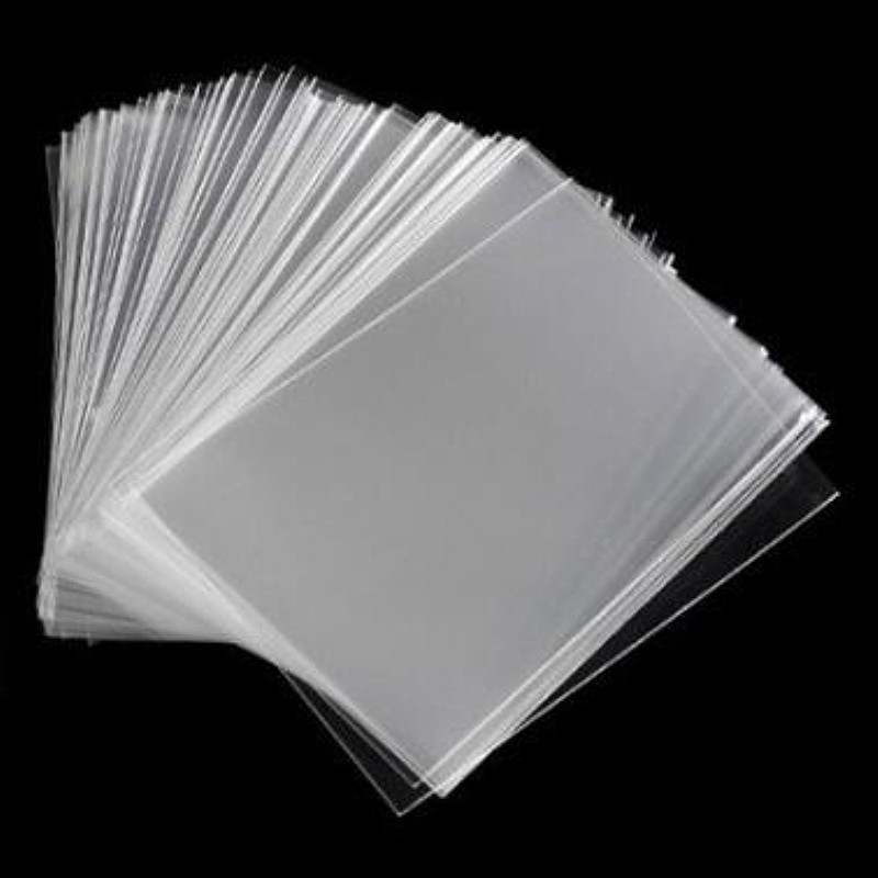 100pcs 65x90mm Card Sleeves Desk Protector For Magical Gathering Board Game For Party Game