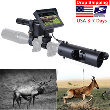 Nachtzicht Riflescope Jacht Scopes Zicht Camera Infrarood Led Ir Clear Vision Scope Apparaat Voor Rifle Night Hunting