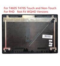 Oryginalny nowy dla Lenovo ThinkPad T460S T470S LCD tylna górna pokrywa tylna pokrywa FHD 00JT993 SM10K80788 AP0YU000300
