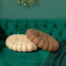 Cookie cute seat cushion thicken tatami dining chair cushions