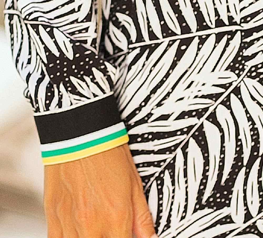 Neue Sommer Gestreiften Frauen Beiläufige Dünne Strand Urlaub Lange Overall frauen Print Off Schulter Sexy Elegante Overall