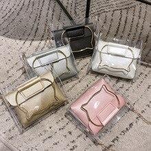 мини маленький квадратный сумка +плечо сумки PU клапан леди SolidBag чехол мех сумка через плечо сумка для женщин милый студент новинка корейская версия