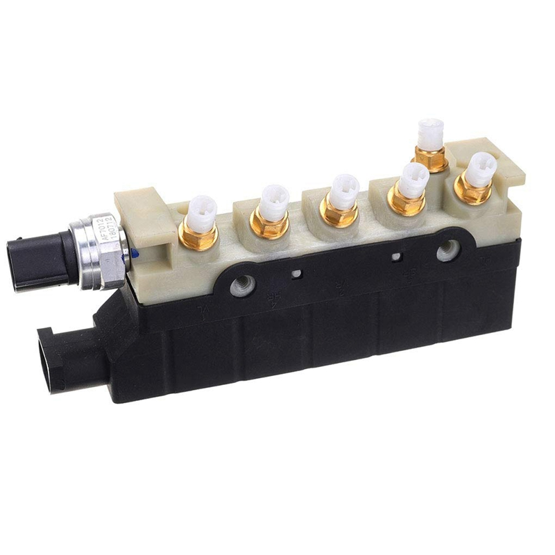 Air Suspension Compressor Valve Block 2203200258 for Mercedes-Benz S-Class W220 S350 S430 S500 S600 S55 S65 for AMG 2000-2006