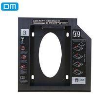 Bracket-Holder Enclosure Optical-Drive Adapter Caddy SSD SATA Bay DM for Notebook Laptop