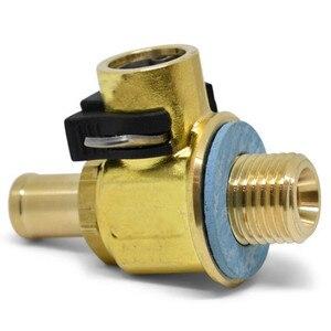 Image 2 - F108N 16mm/14mmX 1.5 FUMOTO olej silnikowy zawór spustowy Plus darmowe pokrywa i blokowania klip F108N z LC 10 dźwignia klip FN serii silnika