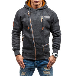 Covrlge Hoodies Men Autumn Casual 5