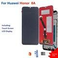 Оригинальный Для Huawei Honor 8A JAT-L29 дисплей сенсорный экран ЖК-дисплей с цифрователем сенсорного вода для Huawei Честь 8A JAT-L29 ЖК-дисплей