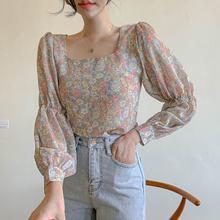 Женские блузки в стиле ретро; Корейская Блузка для девочек;