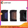 Новый цвет GeekVape Aegis mod aegis Legend 200 Вт TC бокс мод питается от двух аккумуляторов 18650 электронные сигареты без батареи для zeus rta blitzen
