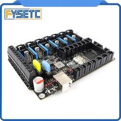 S6 V1.2 pokładzie 32 Bit płyta sterowania wsparcie 6X sterowników TMC dla Uart/SPI latający drut MX złącze's postawy polityczne w F6 V1.3 SKR V1.3 płyty głównej płyta główna