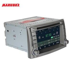 "Image 2 - Marubox KD6224 araba DVD OYNATICI Hyundai Starex, H1 2007 2016,10 ""IPS ekran DSP ile, GPS navigasyon, Bluetooth, Android 9.0"