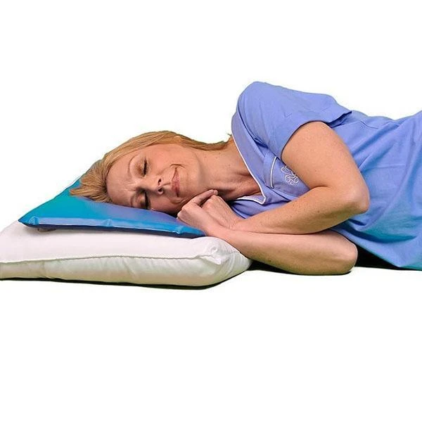 Cooling Cool Gel Pad Mat Pillow Mattress Chilled Aid Body Cool Bed Mat Pad