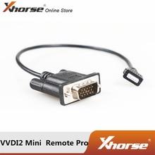 XHORSE VVDI2 Mini รีโมทโปรแกรมเมอร์สำหรับ VVDI2 Commander Key Programmer