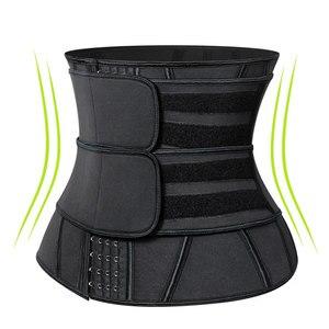 Image 1 - Корректирующий пояс для талии и живота, моделирующий пояс для снижения веса и похудения, корсет