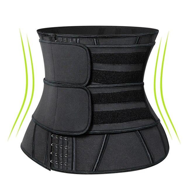 Корректирующий пояс для талии и живота, моделирующий пояс для снижения веса и похудения, корсет