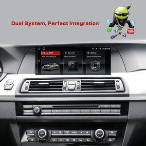 IPS 4 ядра Android 10,0 автомобильный DVD для BMW X5 E70 X6 E71 CCC/CIC система плеер аудио стерео Мультимедиа GPS Навигация стерео монитор