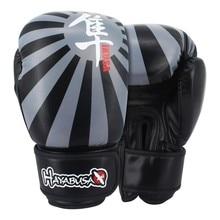 MMA Gloves Tiger Thai Fitness Box-Pads Fight-Boxe Faux-Leather Sanda Black Exercise Full-Bag
