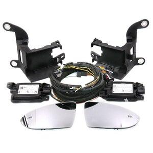 Image 1 - Için MQB Golf 7 MK7 şerit değiştirme yan destek sistemi kör nokta destek seti güncelleme takımı