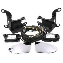 עבור MQB גולף 7 MK7 שינוי נתיב צד לסייע מערכת עיוור לסייע סט ערכת עדכון