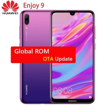 Huawei Enjoy 9 Y7 Pro 2019 Smartphone 6.26 inch Full Screen Snapdragon 450 Octa Core Android 8.1 EMUI 8.2 4000 mAh 13MP Camera