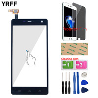 Mobile Touch Screen For THL 4400 THL4400 Touch Screen Digitizer Panel Sensor Touch Front Glass Repair 5.0'' Tools Protector Film|Mobile Phone Touch Panel|   -