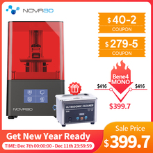 3d-Printer Monochrome-Screen SLA NOVA3D Bene4 Photocuring LCD 2K UV DLP Faster