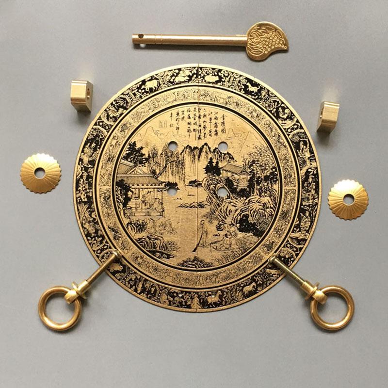 brass door handle 18