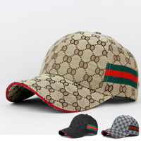 Hohe qualität muster baseball caps für männer mode mode im freien strand sonne hüte frauen