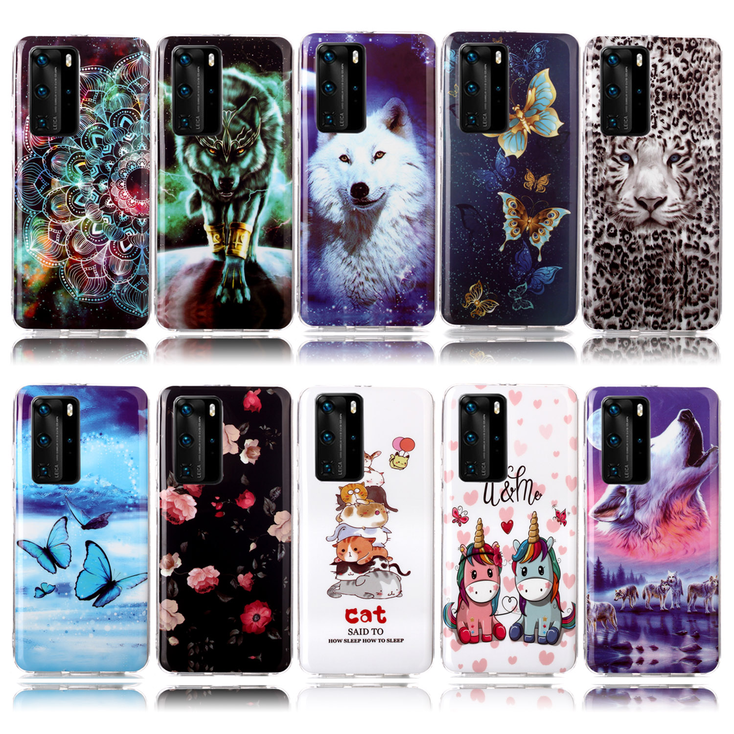 Newest Telephones For estojo <font><b>Samsung</b></font> A11 sFor <font><b>Samsung</b></font> Galaxy capa M11 A50S M10 <font><b>A30</b></font> A20 A50 A30S A10 Luminous TPU Cover Positivo image