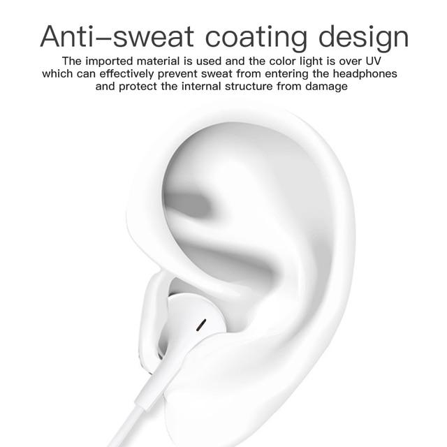 In Ear Earphone for iPhone 7 8 Plus X XR XS MAX 11 Pro