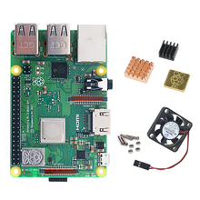 Basic-Use-Kit Raspberry Pi 3b-Plus Pi 3b with Fan And And