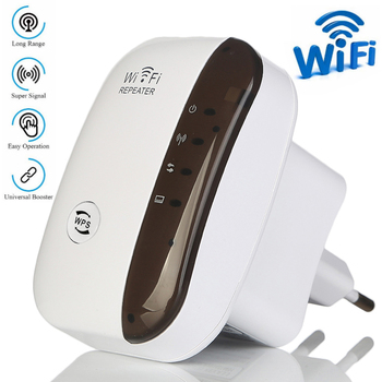 Wifi Repeater Wifi Range Extender Router Wi-Fi Signal Amplifier 300Mbps WiFi Booster 2.4G Wi Fi Ultraboost Access Point 1