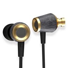 CCA CST 1DD Metall IEM 10mm Dual Magnetische Dynamische Treiber Einheit In Ohr Kopfhörer Holz HIFI Bass Headset C10 CA4 C12 ZSN ZST EDX