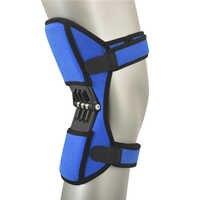 Поддержка суставов наколенники отскок пружинная сила наколенник фиксатор поддержка устройства для совместное Обезболивание при артритах ...