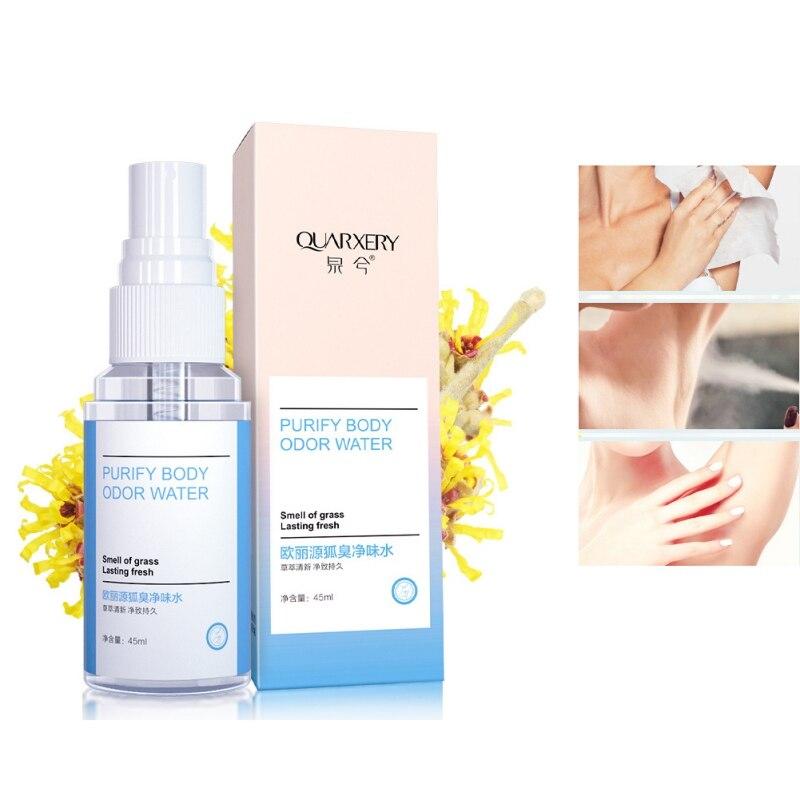 Antiperspirants Spray Long-lasting Prevent Sweating Remove Odor Deodorants Spray For Everyone Refreshing