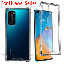 Shockproof Case For Huawei P20 P30 Lite P40 Pro Mate 20 10 Y6 Y7 P Smart 2019 Cover On