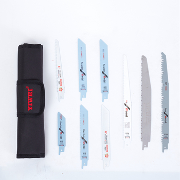 цена на free shipping 32PCS/SET Saw Blades for Wood Metal Cutting Saw Blade Reciprocating Saw Blade Jig saw blade Power Tool Accessories